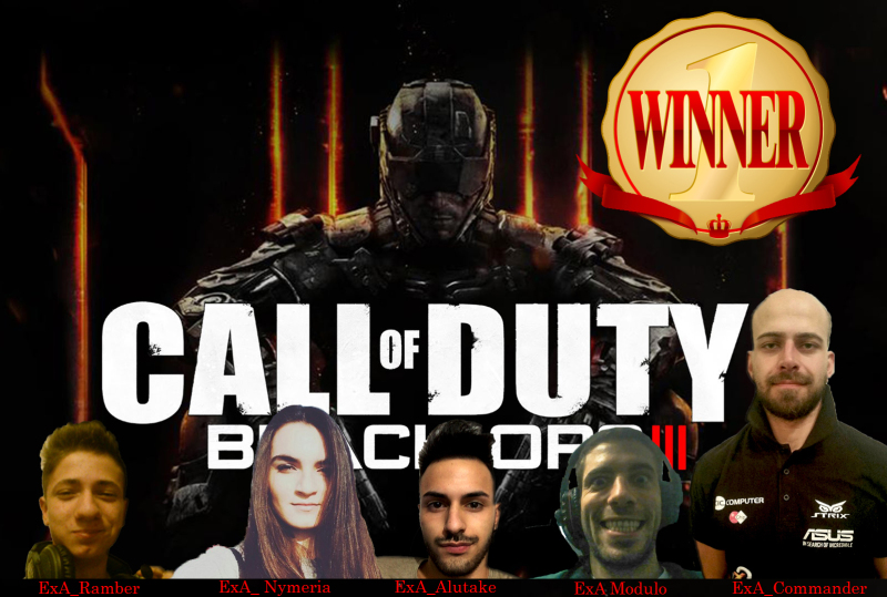 Torneo Interno Call of Duty - Black Ops 3