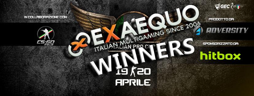 ExAequo CS:GO vince la Italian Pro Cup