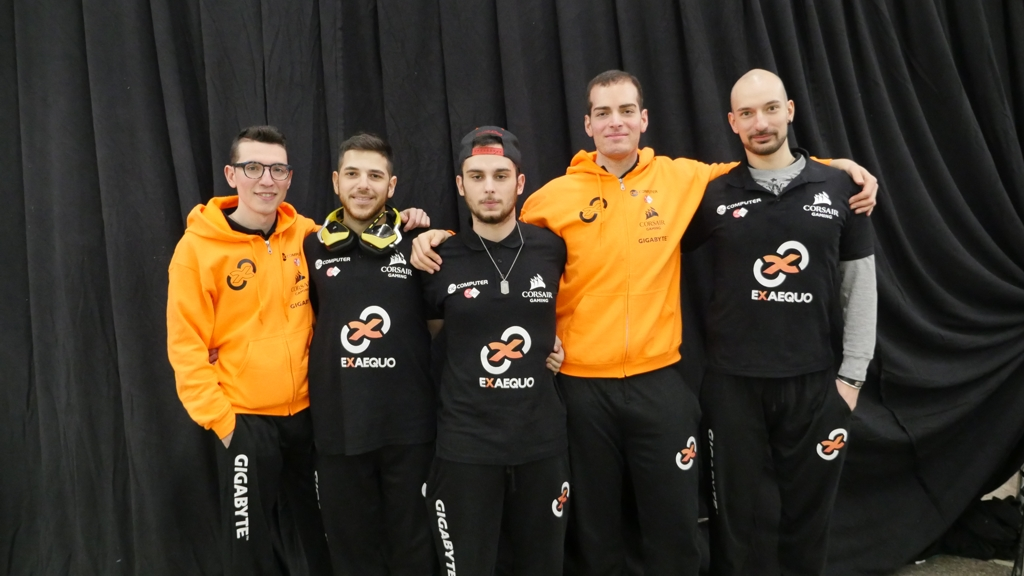 ExAequo CS:GO vince il Nice One Tournament