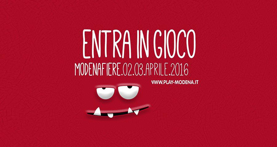 Modena Play 2-3 Aprile 2016