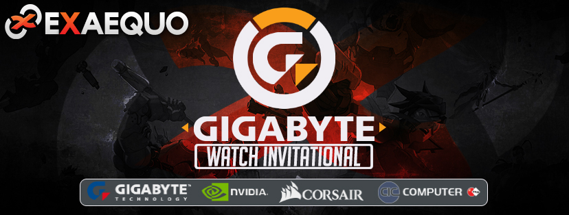 GIGABYTE Watch Invitational Cup
