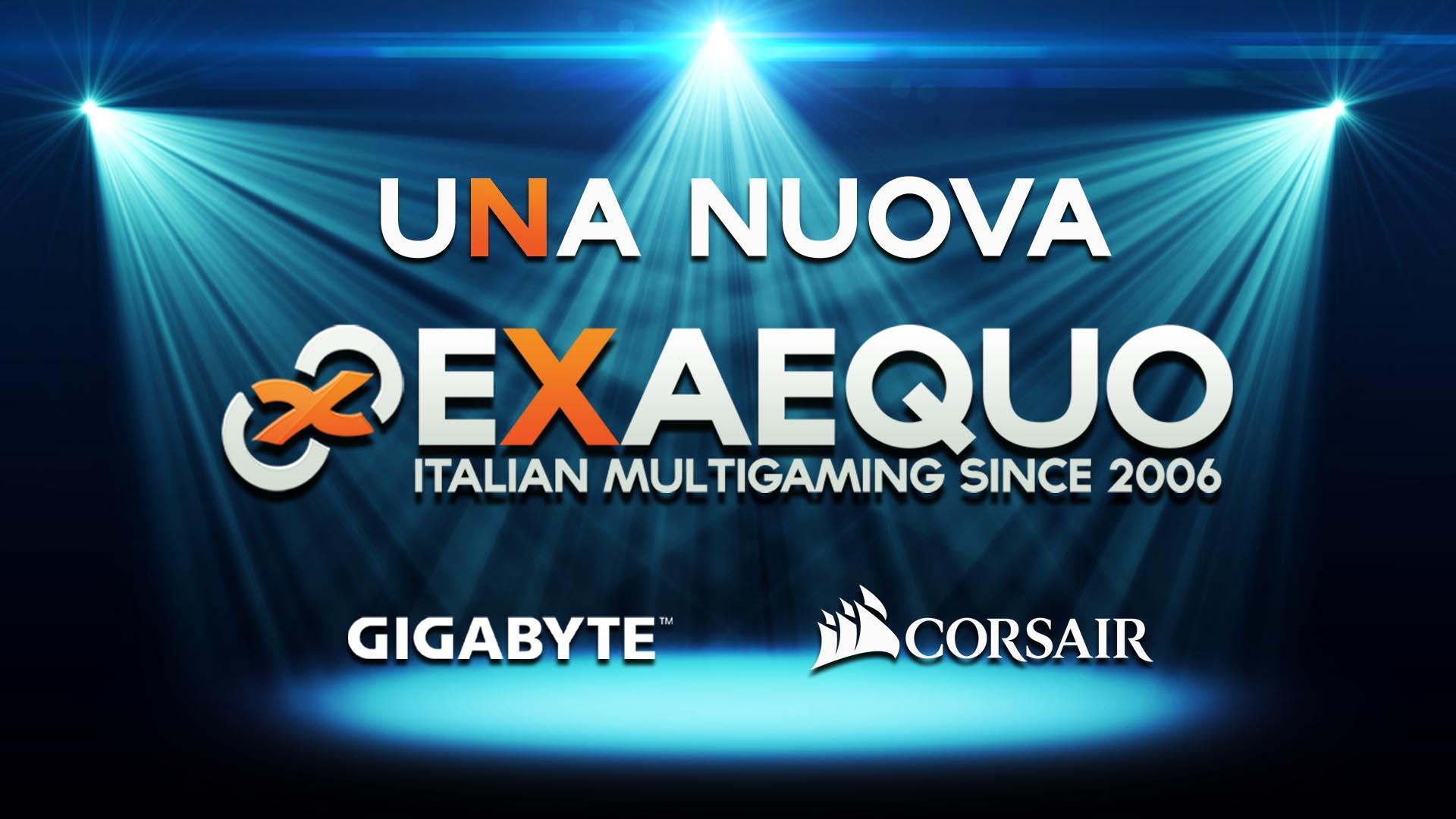Cambio Sponsor, una nuova ExAequo !