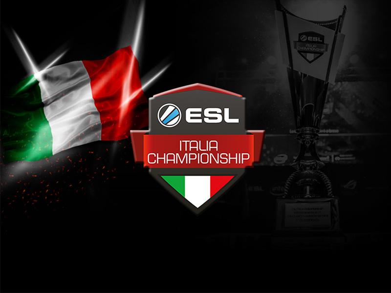 14° Edizione di ESL Italia Championship